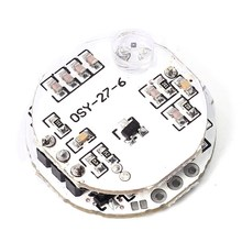DC 12-50V LED Microwave Radar Sensor Module MOS Output For Lamp Bulb Smart Switch Sensing Distance 5-8m(China)