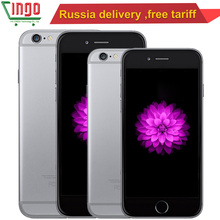 Apple iPhone 6 / iPhone 6 plus IOS Dual Core 8.0MP Camera 1GB RAM 16/64/128GB ROM Fingerprint 4G LTE Used iphone6 /iphone 6 plus