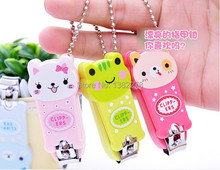 12pcs/lot Cartoon Nail Clippers baby shower favors baptism gifts kids birthday party supplies souvenirs cute nail cutter