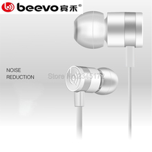 Original BEEVO EM330 In-Ear Super Bass Earphones Stereo Head phones Spot Running Head set Handfree + Mic for phone For Android