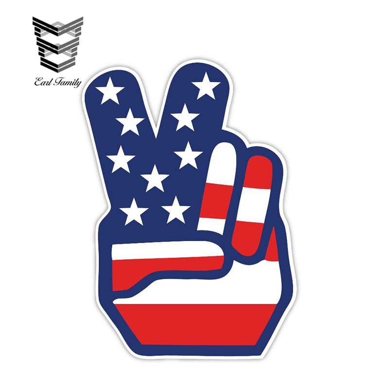 Scuba Diver Down Peace Sign Symbol Sticker Dive Flag Cup Car Window Bumper Decal