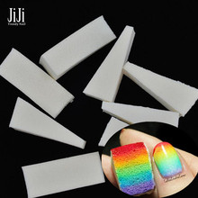 1PC Nail Art Equipment Simple DIY Change Color Sponge Creative Nail Tools Gradient Nail Polish Seal JINA144X1