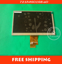 free shipping Original new 7'' inch LCD screen display panel for Ainol Novo 7 elf 2 II Mars Tablet PC MID