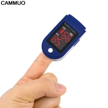 Fingertip Pulse Oximeter Diagnostic-tool Digital SpO2 PR PI Heart Rate Monitor Blood Oxygen Saturation Tester Oximetro De Pulso(China)