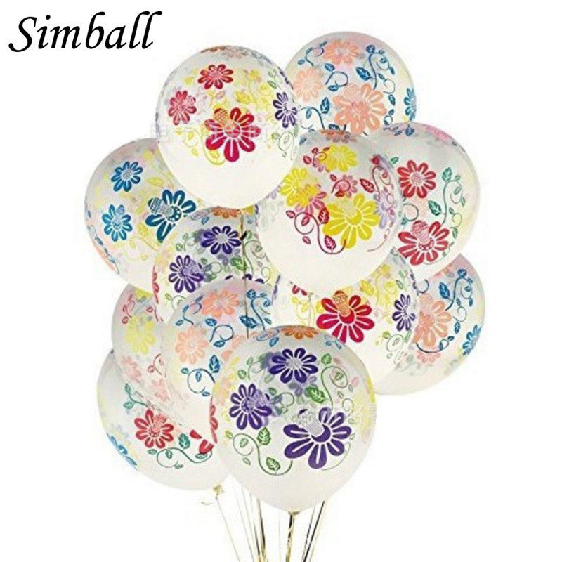 """Butterfly Balloons New Print 30cm-12/"""" Assorted Colours 10pcs Helium// Air Quality"""