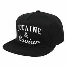 COCAINE Brand Fashion Baseball Cap Top Fashion New Style High Street Men Women Hat Hats Baseball Cap Hip Hop Snapback Caps(China)