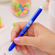 1 Pcs Japanese Sunny Doll Sakura Black Kawaii Chinese Cute Glitter Korean Gel Pen Korea School Office Supplies Stationery Pens