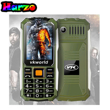 VKWORLD 2.4 Inch Stone V3S SPRD 6531D QCIF Screen Waterproof Dustproof Dropproof Anti Low Temperature Long Standby Phone