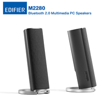 Edifier M2280 Portable Speaker 2.0 Speaker System Computer Speaker Great Audio Combination Speaker With 3.5mm Auxiliary Input(China)