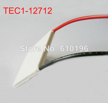 10PCS/LOT High Power TEC1-12712 Thermoelectric Cooler Cooling Peltier Plate 12V 12A 145W 40*40*3.6 Cooling System(China)