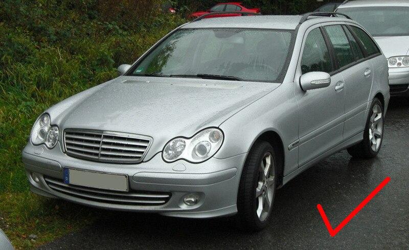 W203 2001-2007