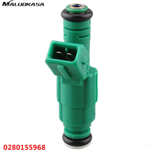 MALUOKASA Car Fuel Injector 42lb EV1 For Bosch Chevrolet Pontiac Ford TBI LT1 LS1 LS6 440cc 0280155968 For BMW Auto Accessories(China)