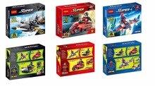 DECOOL Super Heroes Movie robin spider man Action Figures Building Blocks Toys gift FIT minifigure Ninjago lego batman