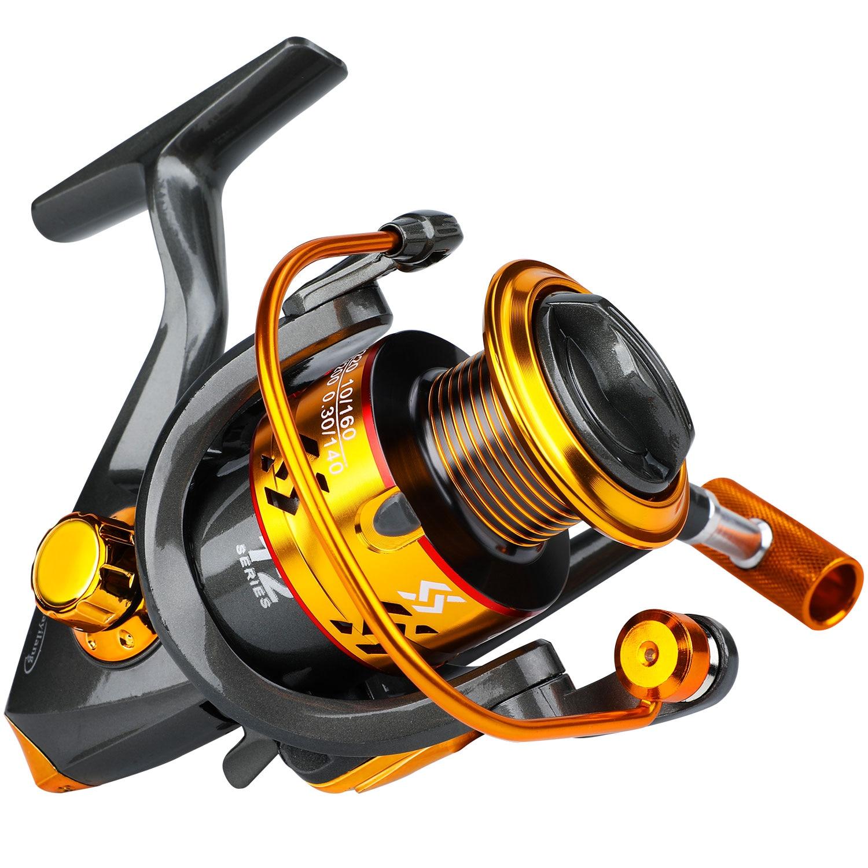 12BB BallBearing 5.5:1 Right Left Saltwater Freshwater Fishing Spinning Reel SC#