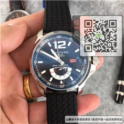 复刻版萧邦经典赛车系列男表  精仿168457-3001手表☼