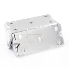 2.5 Inch Nonslip Pull Metal Oven Hinge Silver Tone Mechanical Equipment Hinge Door Butt