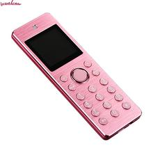 Original Ulcool V11 M1 metal body 1500mAh battery bluetooth 2.0 mp3 FM dual SIM children mobile cell phone with free case