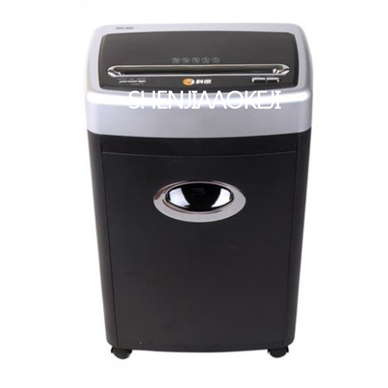 electric paper Shredder Suitable for office home Mute electric file shredder energy saving durable