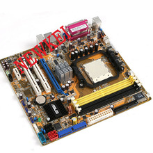 Free shipping Motherboard for Asus M2A-VM  with AM2 and DDR2 690G+SB600  Radeon X1250 share 256M Video memory,  full test