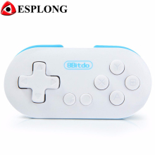 8Bitdo ZERO Bluetooth Gamepad Wireless Controle Mini Portable Joystick Game Controller For Android Phones iPhone Windows Mac OS
