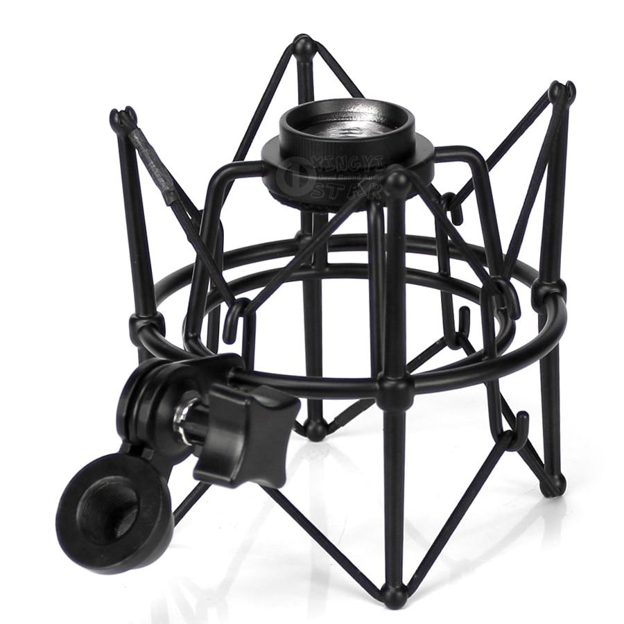 Metal Spider Microphone 8