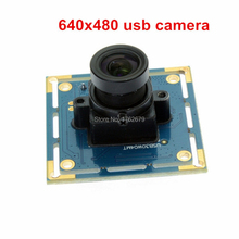 Linux, Windows Android 38x38mm 640 x 480 VGA mini usb camera module,free driver usb webcam laptop with 8mm lens(China)