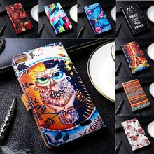 Flip PU Leather Phone Covers For Vodafone Smart Ultra 6 VF-995N Cases Magnetic TPU Inner New Arrivals Cell Phone Bags Housings