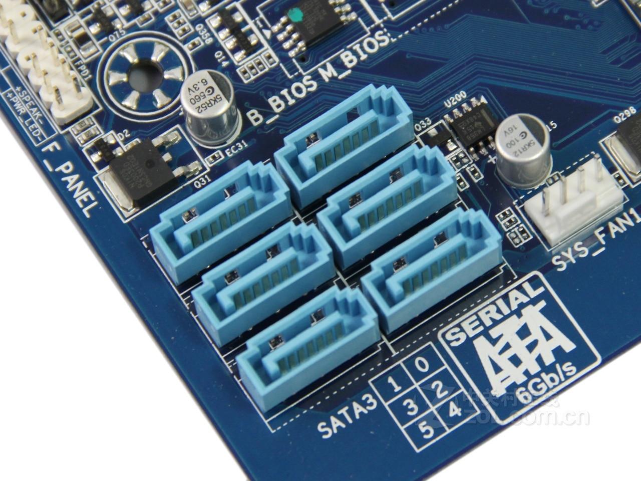 Интернет магазин товары для всей семьи HTB1KXi_XTjxK1Rjy0Fnq6yBaFXan Разъем AM3 + для AMD 970 гигабайт GA-970A-DS3 100% Оригинал материнская плата DDR3 DIMM USB3.0 32G гигабайт 970A-DS3 Desktop SATA III