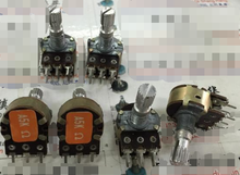 148 Foshan City, the second factory radio potentiometer A5K 20MM flower axis(China)
