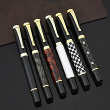 JINHAO Brand 500 Metal Roller Pen Ball point Pen for Business Writing Gift Office School Supplies Free shipping 3361