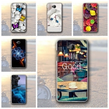 for Nokia Microsoft Lumia 650 Case Newest Soft TPU Protector Silicon Back Cover 3D Printed Case for Nokia lumia650 Coque Funda