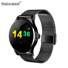 EDWO K88H Smart Watch Bluetooth 4.0 Heart Rate Monitor Smartwatch Pedometer Fitness Sleep Tracker Dialing IOS Android Phone - Edwo Store store