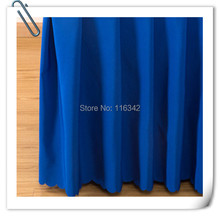 Big Discount !! 10pc High Quality 90inch  plain  Blue  table cloth for weddings parties hotels restaurant  Free Shipping