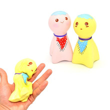 Hot Funny Toys Exquisite Fun Cute Sunny Doll Scented Squishy Charm Rising Simulation Toy High Quality Dropshipping AG15