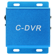 1CH Mini VGA DVR Digital Video Recorder Support TF Card Surveillance Audio/Video Record For Security CCTV 1200TVL Camera(China)