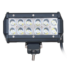 36W LED Work Light Bar For Offroad Engineering Vehicle ATV Headlight Tractor Truck Lamps Boat SUV UTV Car Roof Lamp