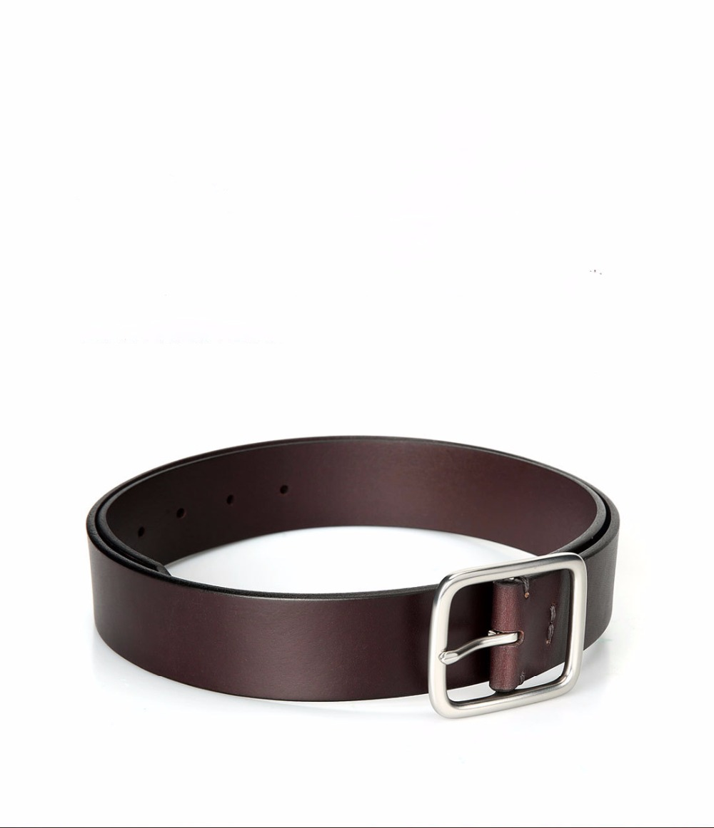 New Xiaomi Mijia Qimian Leisure Cow Leather Belt Five Hole Two Color 38mm Width Man Alluminum Buckle For xiaomi smart home
