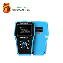 2017 Topdon OBDCAN Elite Support OBDII/EOBD ABS/SRS Airbag Auto Diagnostic Scanner As Like Autel AutoLink Al619(China)