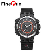 FineFun WIFI Remote Monitoring Logger Sports Watch / Hotspot Operation Without Network Sharing APP Smart Watch Video Recorder(China)