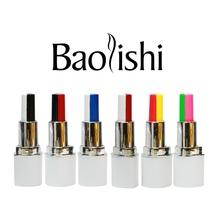 Baolishi The Best Mix Two - Color Matte Lipstick Dark Lip Balm Tint Nude Lip Gloss Sexy Beauty Urban Brand Makeup Cosmetic