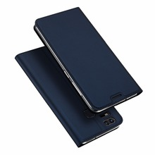 Asus ZenFone 3 Zoom Case Leather Flip Protector Cover ZE553KL Capa Coque Luxury Silicon TPU Couro Z01HDA Mobile Phone Bag Cases