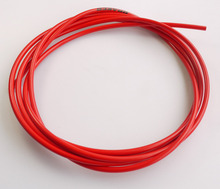 TEFLON KEVLAR HYDRAULIC DISC BRAKE HOSE SUIT FOR MAGURA BRAKES RED 3 METERS
