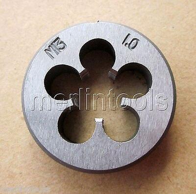 1pc Metric Left Hand Die M20 X 1mm Dies Threading Tools 20mm X 1.0mm pitch
