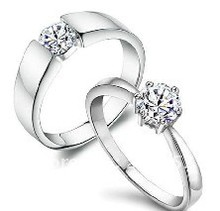 Wedding Jewerly Men Engagement Ring Designs Engraved Couples Rings 925 Sterling Silver