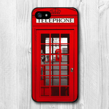 Vintage London Telephone Case for Samsung Galaxy A3 A5 A7 J1 J5 J7 2016 Prime Core Prime Grand Prime Grand Neo Alpha