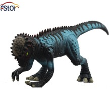 Pachycephalosaurus cartoon model to cognition animals world dinosaur toys for children or as an ornament