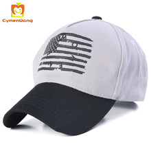Cymenwang wholesale brand spring cotton baseball cap snapback hat summer hip hop fitted hats gorras 5 panel cap for men women(China)