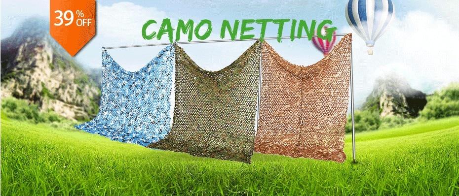 LOOGU E 2M*3M snow White Camo Netting Snow White Camouflage Netting Sun Shade Camo Net music festival netting