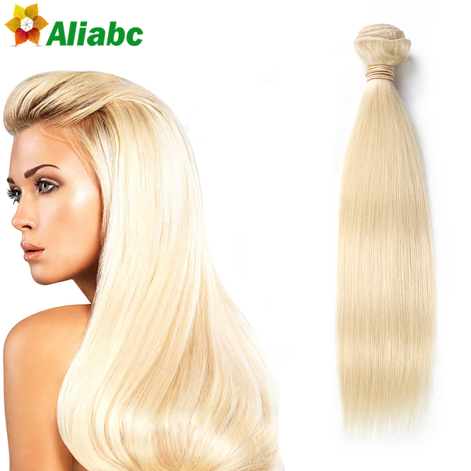 613 Blonde Virgin Hair Honey Blonde Brazilian Straight Blonde Hair Human Extensions Bundles Blonde 613 Hair Extension<br><br>Aliexpress