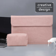 Buy New Laptop sleeve 14 inch MacBook air 13 case Lenovo Dell Asus Laptop case 13 14 inch men laptop bags funda portatil for $14.99 in AliExpress store